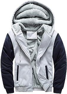 : Manteau Chaud Homme Sweats à capuche Sweats