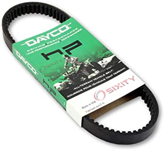1982-1991 for Columbia Golf Cart Drive Belt Dayco HP ATV OEM Upgrade Replacement Transmission Belts