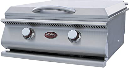 CalFlame BBQ13900P Hibachi Drop-In Grill
