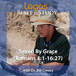 Saved by Grace (Romans 1: 1-16: 27) audiobook cover art