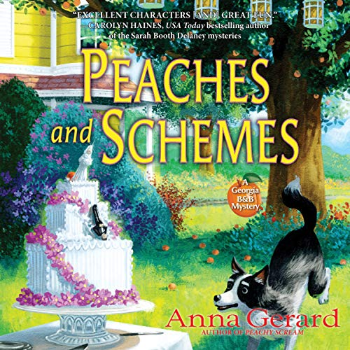 Peaches and Schemes cover art