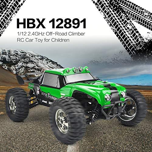 RC Auto kaufen Truggy Bild 4: Ruirain DE HBX 12891 Thruster 1 12 2 4GHz 4WD Drift Desert Off Road High Speed Racing Car Climber RC Car Toy for Children*
