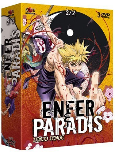 Enfer et Paradis, Box 2-Edition Collector