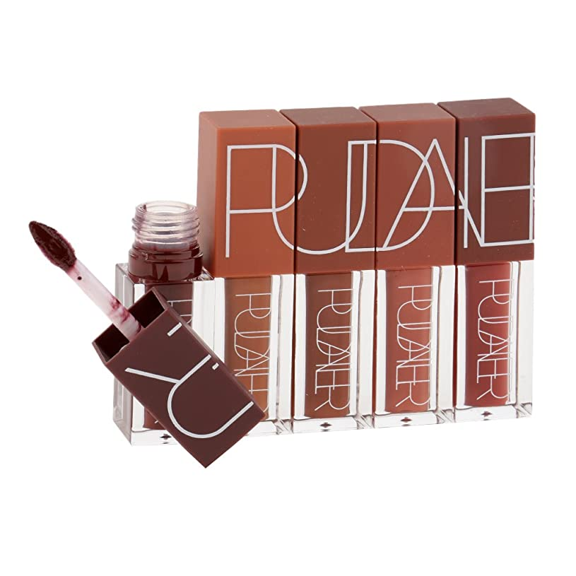 エミュレートする化合物典型的な5色セット 液体口紅 長持ち 防水 マット リップグロス リップスティック メイクアップ 唇メイク