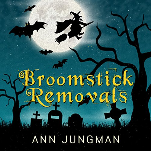 Broomstick Removals audiobook cover art