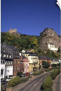 CANVAS ON DEMAND Germany, Idar Oberstein, Church in The Rock in Idar Oberstein Germany Wall Peel Art Print, 24