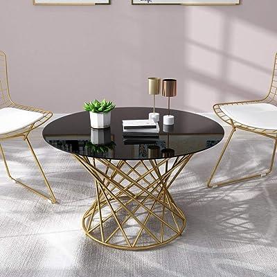 Mesas de Centro Mesa de Centro de Vidrio nórdico, decoración ...