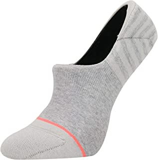 Women's Sensible No Show Socks, 3 Pack