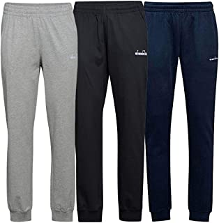 Diadora - Pantalone Sportivo Cuff Pants Core Light per Uomo
