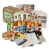 Coffret cadeau bière tour du monde / cadeau pour petit ami lui homme homme idée cadeau pour 18e anniversaire coffret cadeau petit ami homme cadeau cadeau panier homme idée cadeau drôle boîte cadeau amateur de bière amoureux de la bière tester les bières du monde entier