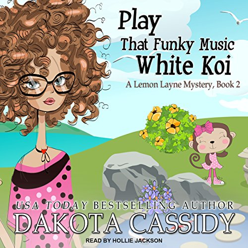 Play That Funky Music White Koi audiobook cover art
