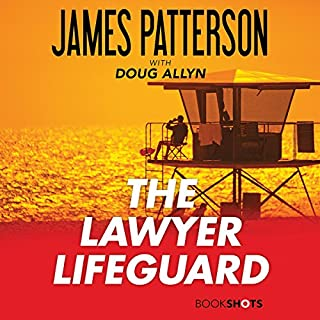 The Lawyer Lifeguard audiobook cover art