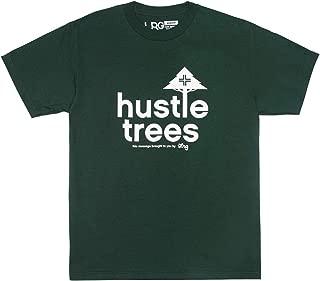 LRG Men's Hustle Trees Shirts