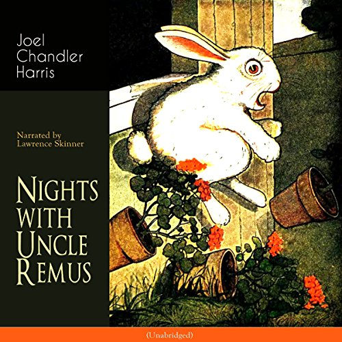 Nights with Uncle Remus audiobook cover art