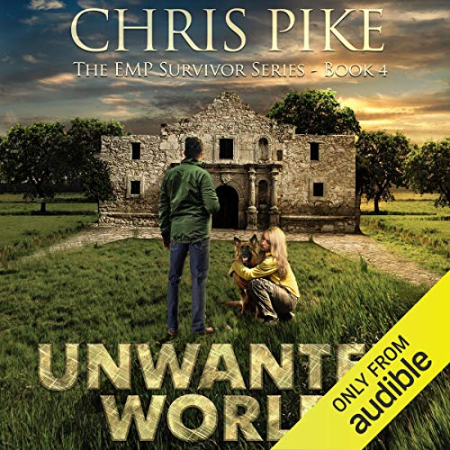 Unwanted World cover art