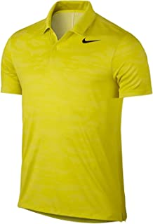 NIKE Golf Men's Icon Jacquard Polo