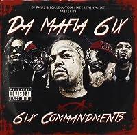 6ix Commandments by DA MAFIA 6IX (2013-12-17)
