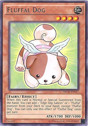 U Fluffal Rabbit NECH-EN020 Common Yu-Gi-Oh Card New