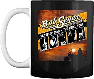 uyakuya bob the final seger tour 2018 2019 T Shirt Mug Coffee Mug Gift Coffee Mug 11OZ Coffee Mug