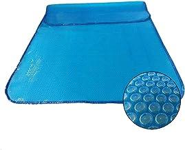 ZLI Fundas para Piscinas Cubierta Rectangular para Piscina, Manta Solar Azul para Piscinas Elevadas, Piscina Exterior Cubierta Impermeable a Prueba de Polvo (Size : 2m×4m(6ft×13ft))