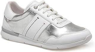 CS20003 Beyaz Kadın Basic Casual Ayakkabı