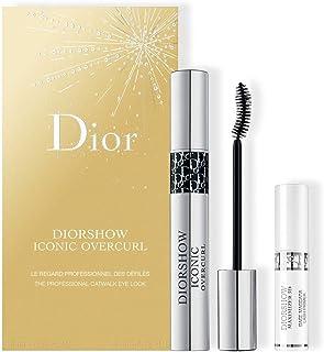 Diorshow Iconic Over-curl Mascara 2 Piece Set (Mascara 10ml + 3D Maximizer/Lash Primer 4ml)