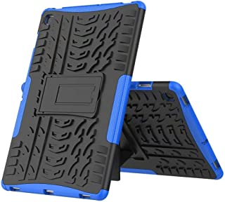 PICKQIU Case fro Huawei MediaPad T3 7.0, [Heavy Duty] [Kickstand Case] Shockproof Bumper Full Body Cover, for Huawei MediaPad T3 7.0 -Black