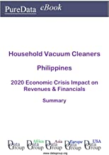 Household Vacuum Cleaners Philippines Summary: 2020 Economic Crisis Impact on Revenues & Financials