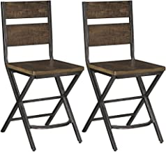 Best wood slab bar stools Reviews