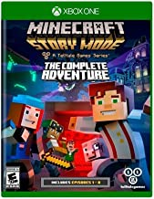 Minecraft: Story Mode- The Complete Adventure - Xbox One (Renewed)