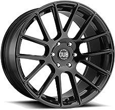 Dub S205 Luxe 22x9.5 6x135 +30mm Gloss Black Wheel Rim