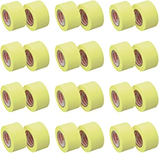 ヤマト 付箋 ロールテープ 詰替え 2巻入 12セット WR-25H-LE-12PR レモン
