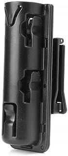 COLOR TREE Estuche Pistolas de Baton de plástico Extensible Funda telescópica rotatorio de 360 Grados