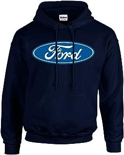Ford Oval Hooded Sweatshirt Hoody