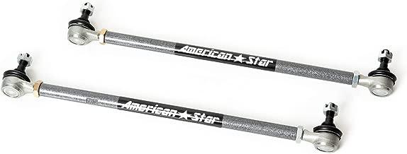 American Star Tie Rod Upgrade Kit for 87-92 Suzuki LT-R 250 98-08, TRX 400 EX, 09-14 TRX 400 X
