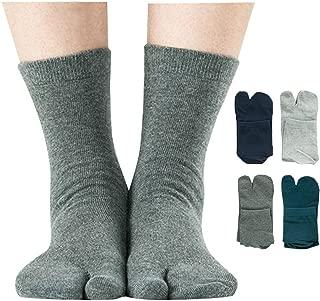 Mens Flip Flop Socks