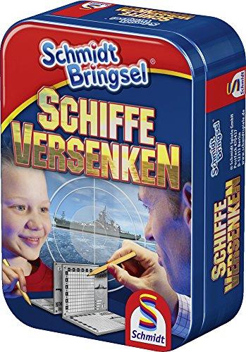 Schmidt Mitbringspiele -Schiffe versenken-