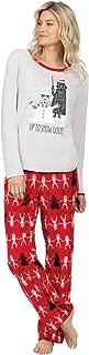 PajamaGram Star Wars Pajamas Women - Star Wars Christmas Pajamas, Red