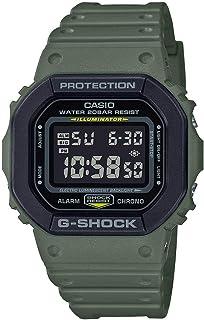 Casio G-Shock Digital Black Dial Unisex's Watch-DW-5610SU-3DR (G1015)