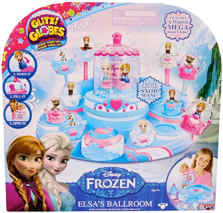 Glitzi Globes Disney Frozen Elsa's Ballroom Playset
