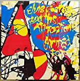 ELVIS COSTELLO & THE ATTRACTIONS ARMED FORCES vinyl record