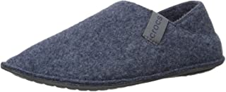 Crocs Classic Convertible Slipper, Zapatillas Altas Unisex Adulto, Gris (Charcoal/Pearl White 01r), 48/49 EU