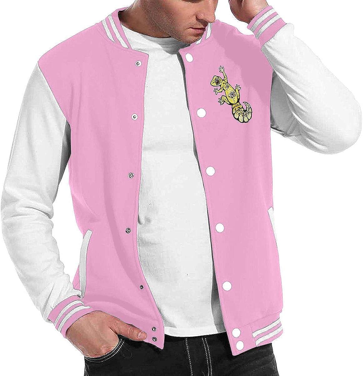 JJKKFG-H Yellow Complete Free Shipping Rapid rise Leopard Gecko Mens Jack Uniform Baseball Fashion