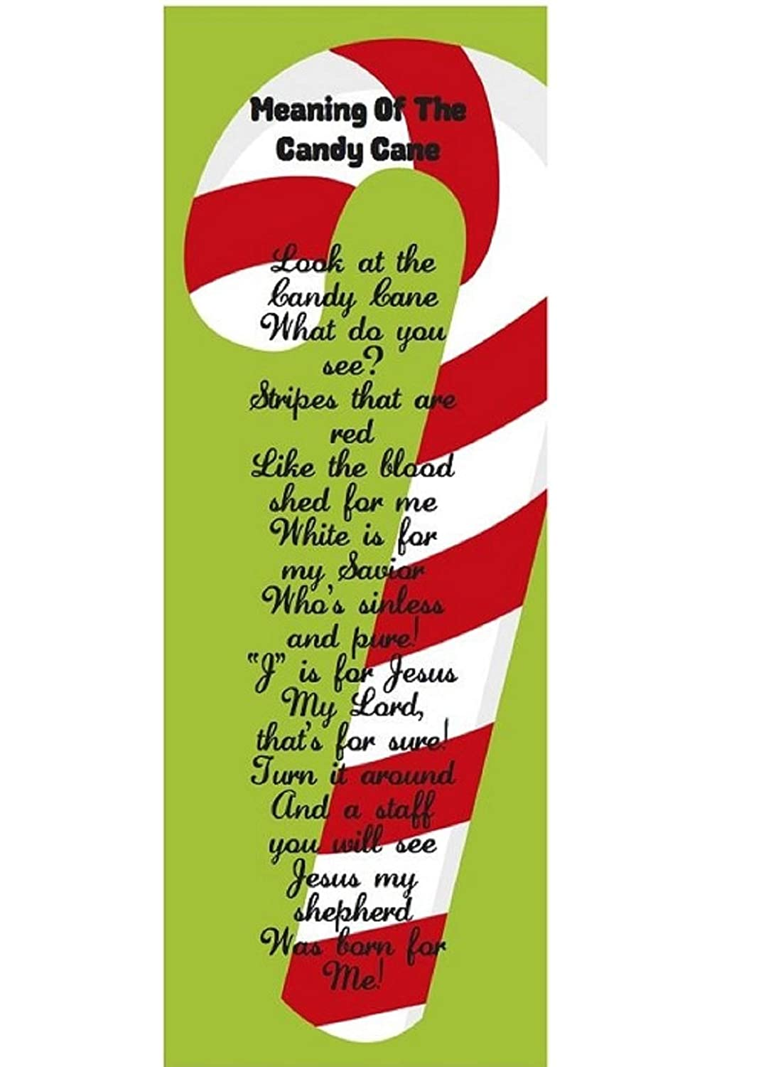Albuquerque Mall Meaning Of NEW before selling ☆ The Candy Cane Bookmarks Count 100