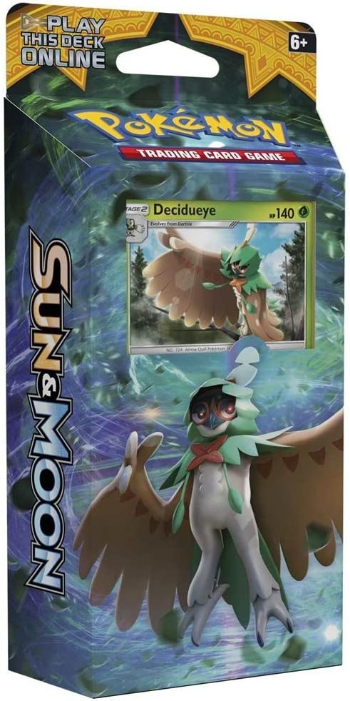 Pokemon Opening large release sale TCG: Sun Moon Spring new work one after another Shadow Forest Deck Theme