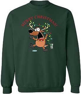 Joe's USA - Cartoon Christmas Graphics Collection Regular, Big and Tall