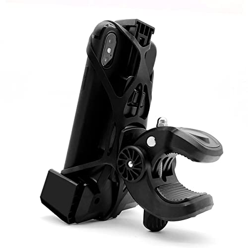 Widras Bike Cell Phone Holder 3rd Generation | Bicycle Mount for iPhone X 8 7 6