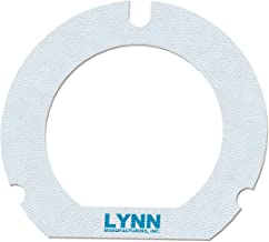 Lynn Manufacturing Replacement Harman Pellet Stove Tailpipe Gasket 3-44-06179, 1-00-07381