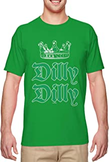 Dilly Dilly - Clover Crown Shamrocks Men's T-Shirt