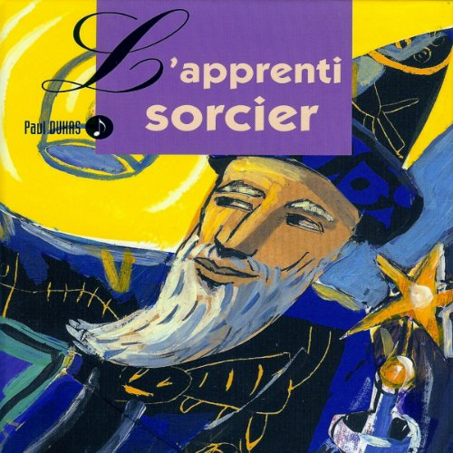 L'apprenti sorcier audiobook cover art